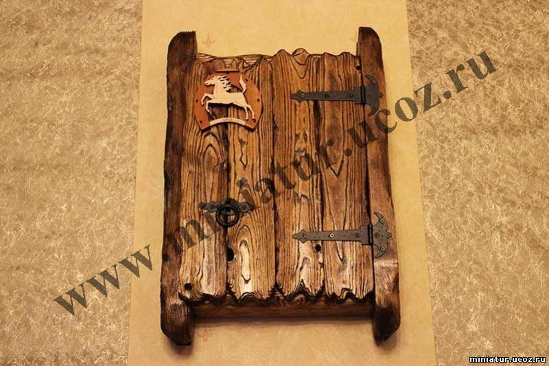 Сделай сам своими руками ключница из дерева 351