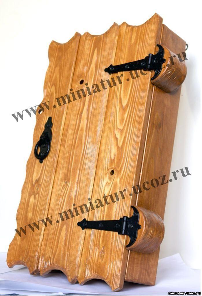Сделай сам своими руками ключница из дерева 264